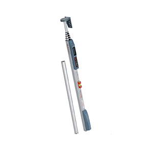 回転レーザーレベル受光器用補助具